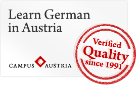 Campus Austria - Learn German in Austria - Verified Quality since 1991